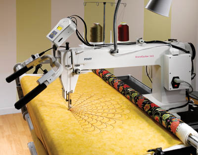 Long Arm Quilting Machine Lights